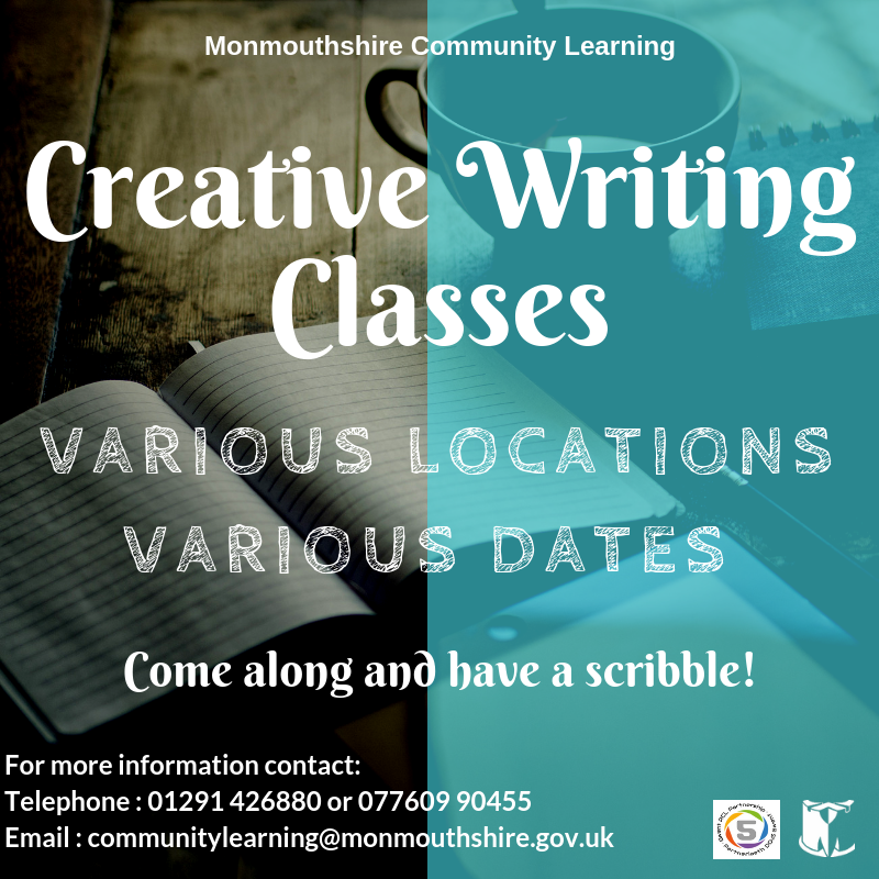 Creative Writing Classes in Monmouthshire